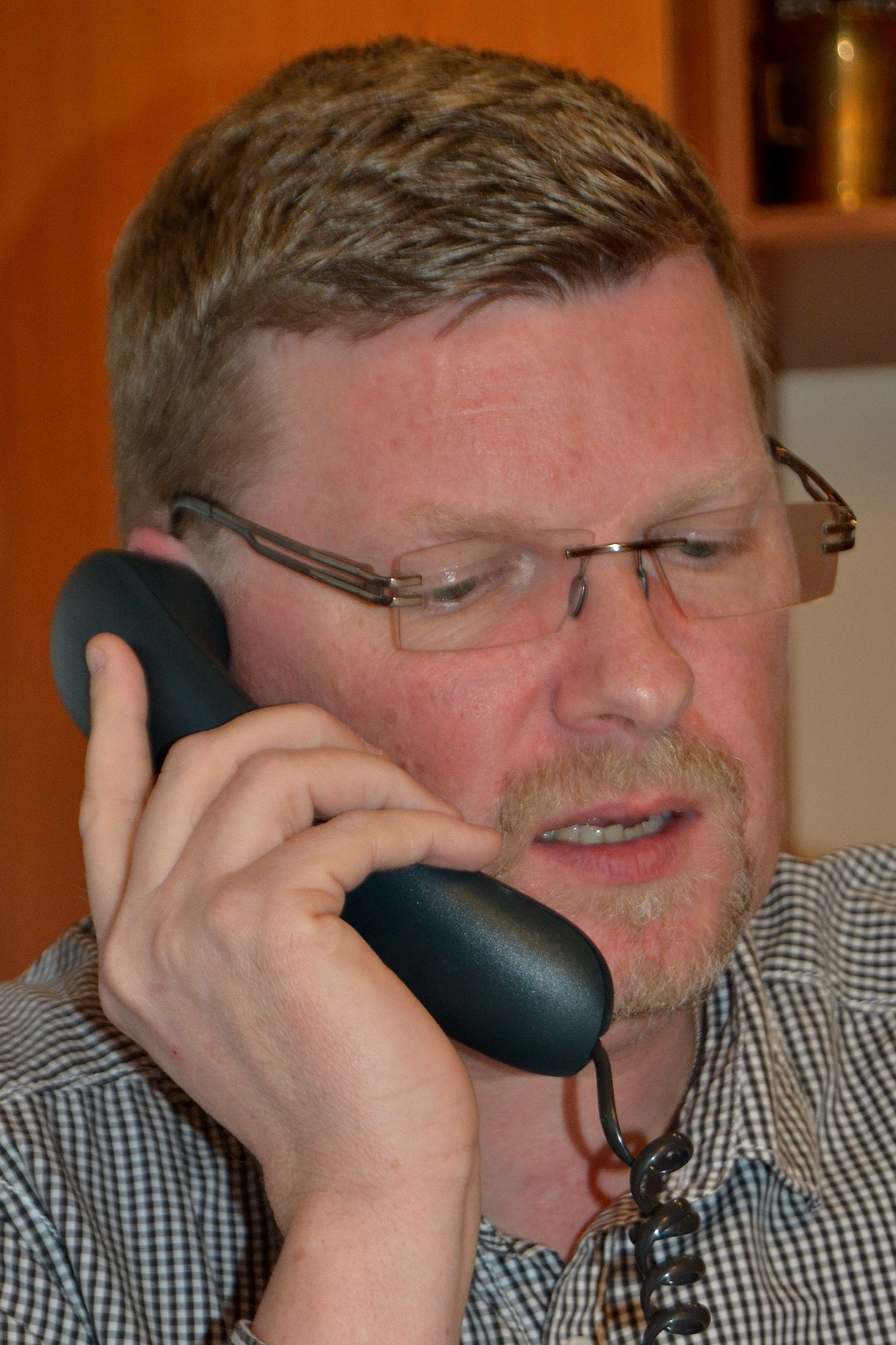 Am Lesertelefon: Dr. Christian Möcklinghoff