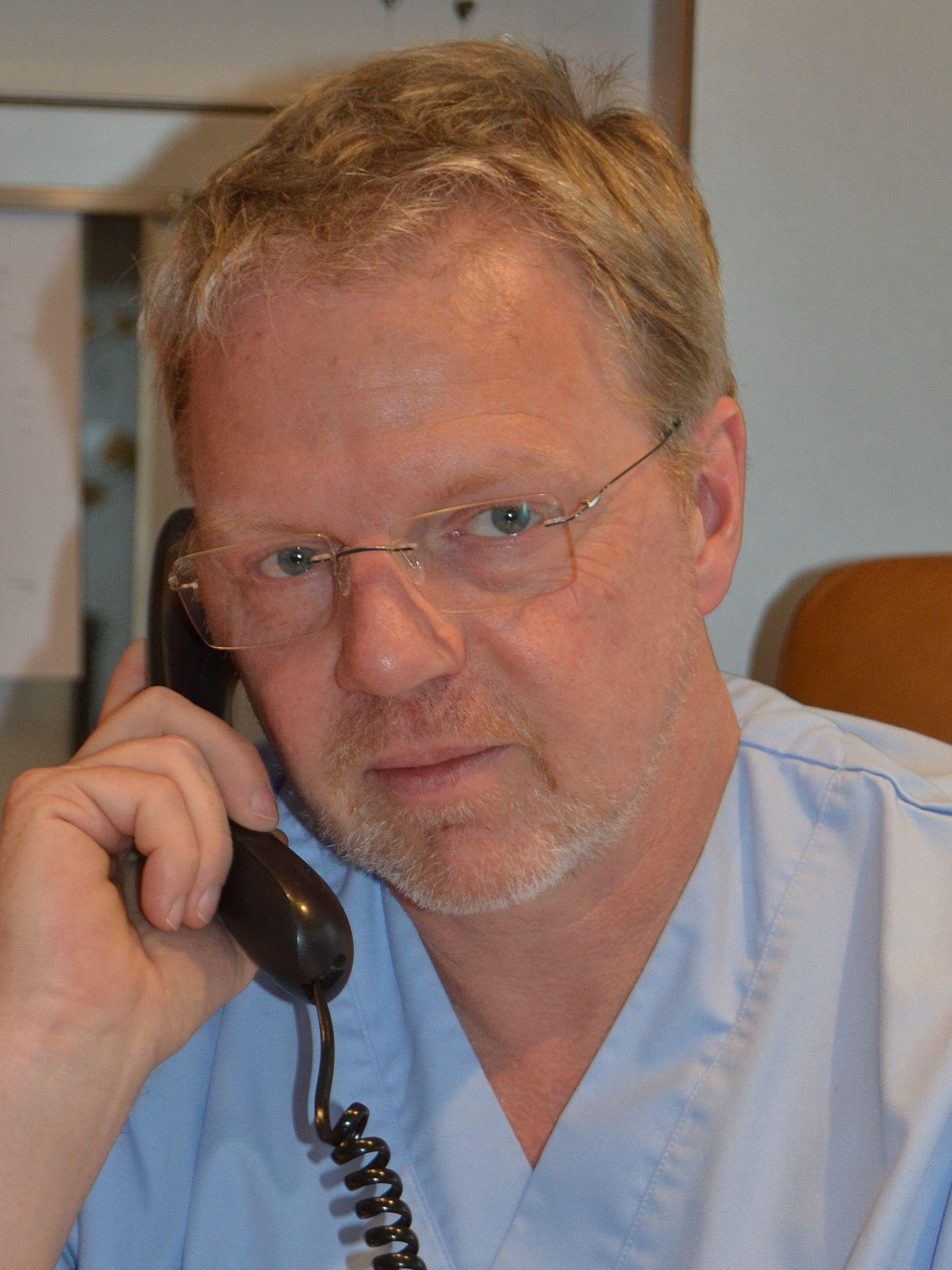 Am Lesertelefon: Dr. Michael Ptok